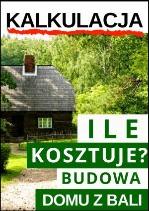 domy z bali cena, ile kosztuje budowa domu z bali pod klucz 2019