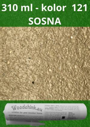 310 ml - kolor 121 SOSNA - WOODCHINK