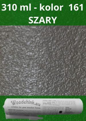 310 ml – kolor 161 SZARY – WOODCHINK