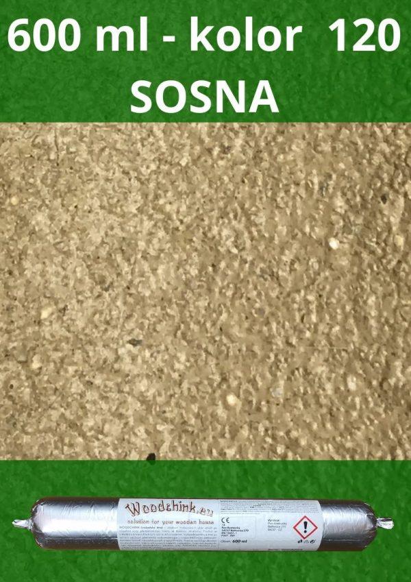 WoodChink 600 ml - kolor 120 SOSNA-min