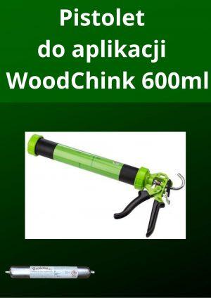 Pistolet do aplikacji mas Woodchink